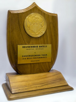 BEACHCOMBER HOTELS MAURITIUS - SEYCHELLES  EUROBUSINESS TOUR 3rd BEST PERFORMANCE 2005-2006